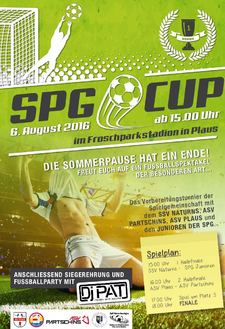 7. SpG Cup 2016 in Plaus