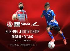 Alperia Junior Camp 2020