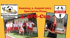 4. SpG-Cup am 3. August in Plaus